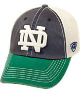 Top of the World Notre Dame Fighting Irish College Heritage Offroad Trucker Adjustable Hat