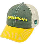 Top of the World Oregon Ducks College Heritage Offroad Trucker Adjustable Hat