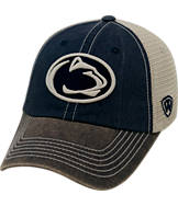 Top of the World Penn State Nittany Lions College Heritage Offroad Trucker Adjustable Hat