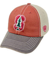 Top of the World Stanford Cardinal College Heritage Offroad Trucker Adjustable Hat