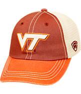 Top of the World Virginia Tech Hokies College Heritage Offroad Trucker Adjustable Hat