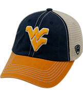 Top of the World West Virginia Mountaineers College Heritage Offroad Trucker Adjustable Hat