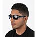 Back view of Oakley TwoFace Sunglasses in Grey/Steel
