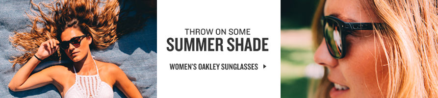 Shop Women's Oakley Sunglasses.