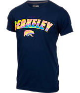 Men's Majestic Cal Golden Bears College Tie Dye T-Shirt