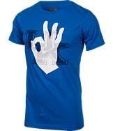 Men's Majestic Kentucky Wildcats College Goggles T-Shirt