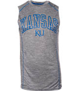 Men's Kansas Jayhawks College Do Work Tank