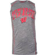 Men's Wisconsin Badgers College Do Work Tank