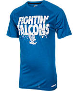 Men's Air Force Academy Falcons College Cracked T-Shirt