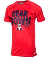 Men's Arizona Wildcats College Cracked T-Shirt