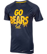 Men's Cal Golden Bears College Cracked T-Shirt