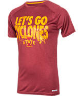 Men's Iowa State Cyclones College Cracked T-Shirt