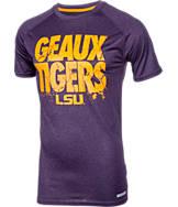 Men's LSU Tigers College Cracked T-Shirt