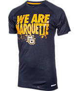Men's Marquette Golden Eagles College Cracked T-Shirt