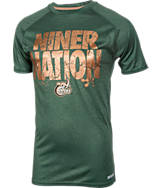 Men's UNC Charlotte - 49ers College Cracked T-Shirt