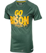Men's North Dakota State Bison College Cracked T-Shirt