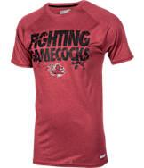 Men's South Carolina Gamecocks College Cracked T-Shirt