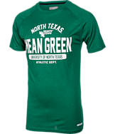 Men's North Texas Mean Green College Cracked T-Shirt