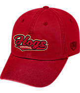Top of the World Arkansas Razorbacks College Heritage Park Adjustable Back Hat