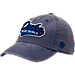 Front view of Top of the World Duke Blue Devils College Heritage Park Adjustable Back Hat in Team Colors