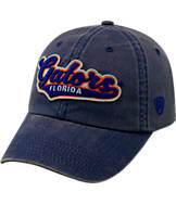 Top of the World Florida Gators College Heritage Park Adjustable Back Hat