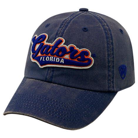 Top of the World Florida Gators College Heritage Park Adjustable Back Hat