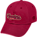 Front view of Top of the World Indiana Hoosiers College Heritage Park Adjustable Back Hat in Team Colors