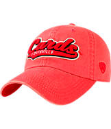 Top of the World Louisville Cardinals College Heritage Park Adjustable Back Hat