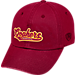 Front view of Top of the World Minnesota Golden Gophers College Heritage Park Adjustable Back Hat in Team Colors