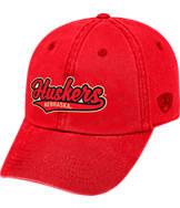 Top of the World Nebraska Cornhuskers College Heritage Park Adjustable Back Hat