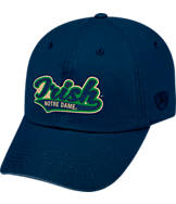 Top of the World Notre Dame Fighting Irish College Heritage Park Adjustable Back Hat