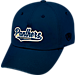 Front view of Top of the World Pitt Panthers College Heritage Park Adjustable Back Hat in Team Colors