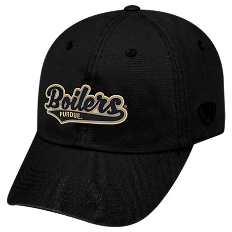 Top of the World Purdue Boilermakers College Heritage Park Adjustable Back Hat