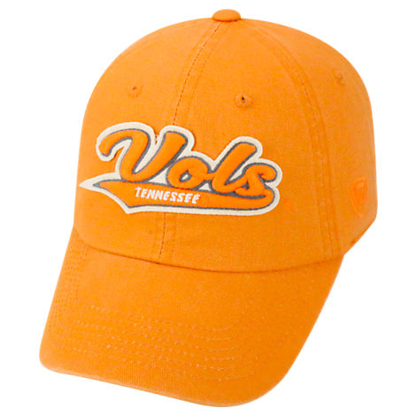Top of the World Tennessee Volunteers College Heritage Park Adjustable Back Hat