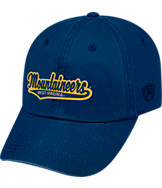 Top of the World West Virginia Mountaineers College Heritage Park Adjustable Back Hat