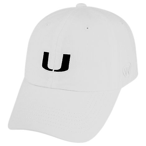 Top of the World Miami Hurricanes College Classic Paul Hat