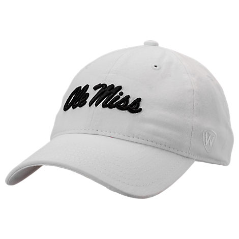 Top of the World Mississippi Rebels College Classic Paul Hat