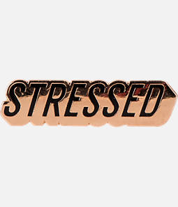 Pin God Stressed Pin Product Image