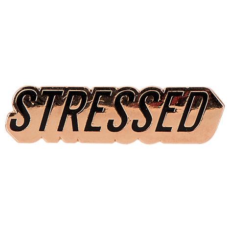 Pin God Stressed Pin