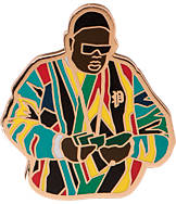Pin God Juicy Enamel Pin