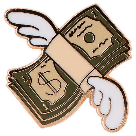 Pin God The Fly Money Pin
