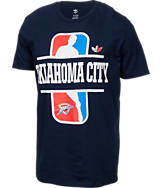 Men's adidas Originals Oklahoma City Thunder NBA Dribbler T-Shirt