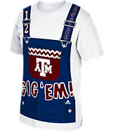 Men's adidas Texas A & M Aggies College Overalls T-Shirt