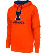 Women's Stadium Illinois Fighting Illini College Pullover Hoodie