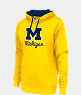 Women's Stadium Michigan Wolverines College Pullover Hoodie