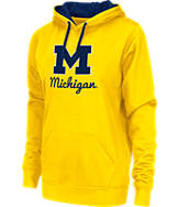 Women's Stadium Michigan Wolverines College Pullover Hoodie