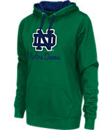 Women's Stadium Notre Dame Fighting Irish College Pullover Hoodie