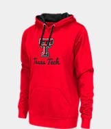 Women's Stadium Texas Tech Red Raiders College Pullover Hoodie