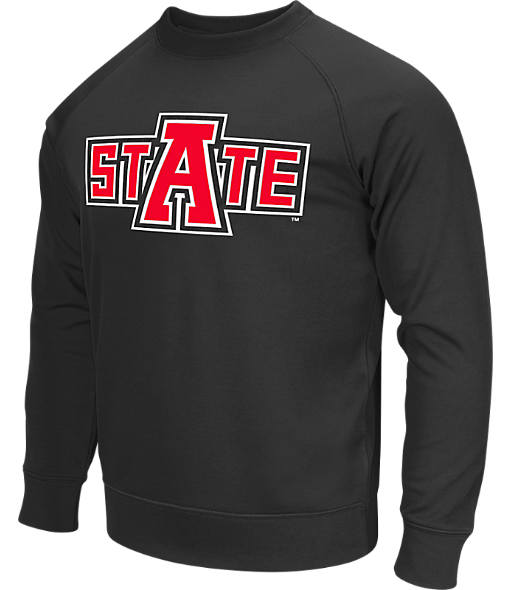 Men's Stadium Arkansas State Red Wolves College Crew Sweatshirt