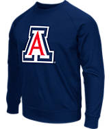 Men's Stadium Arizona Wildcats College Crew Sweatshirt